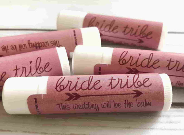 Bride Tribe Lip Balm