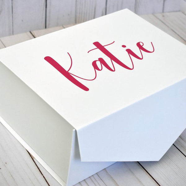 Custom Gift Box Bridesmaid Proposal Gift
