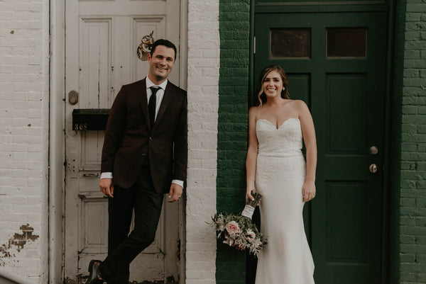 Groom with Bride