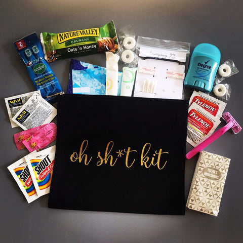 Oh Sh*t Kit: Wedding Emergency Kit