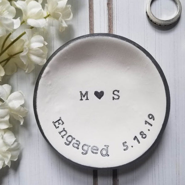 Ring Dish Bridesmaid Proposal Gift