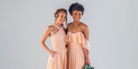 Selby Rae Bridesmaid Dresses Mix and Match