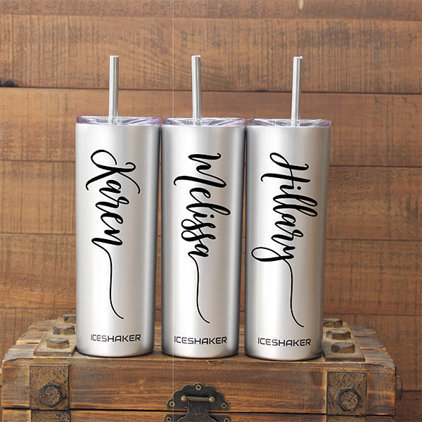Tumbler Bridesmaid Proposal Gift