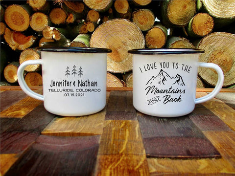 Personalized Wedding Mug