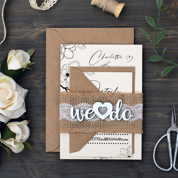 YellowStudioShop Wedding Invitations