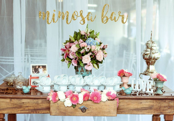65 DIY Wedding Food Bar Ideas