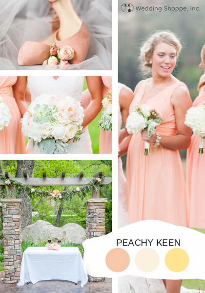 Top 10 Spring Wedding Color Schemes