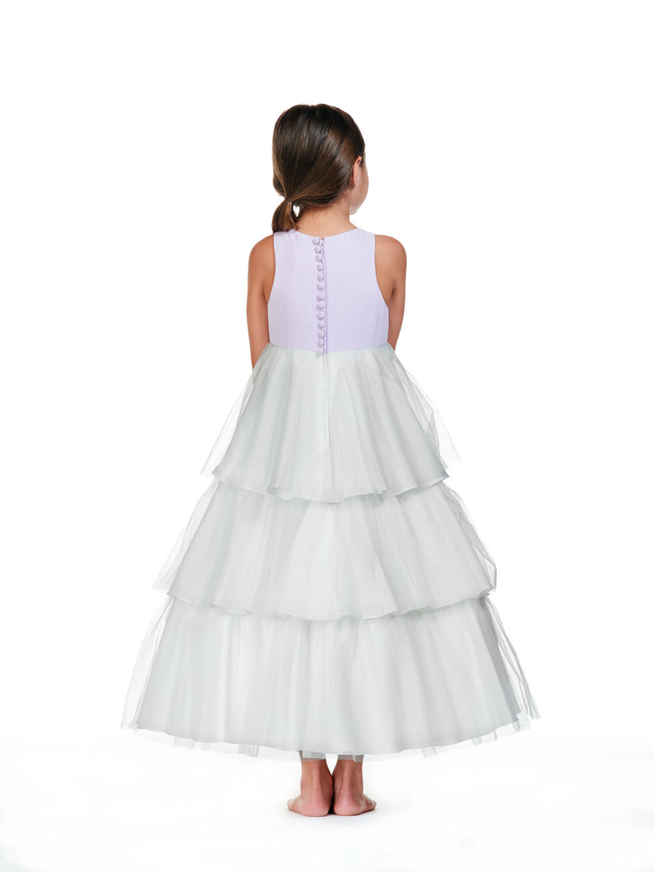 |Bari Jay F0918 Flower Girl Dress