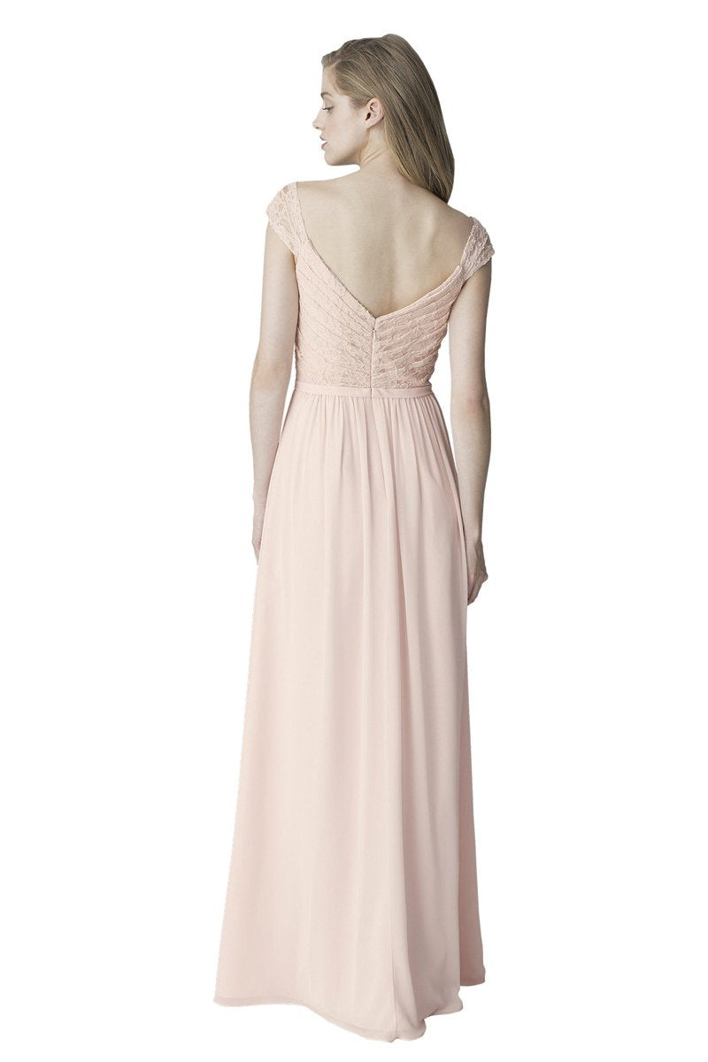|Bill Levkoff Bridesmaid Dress 1250 Back