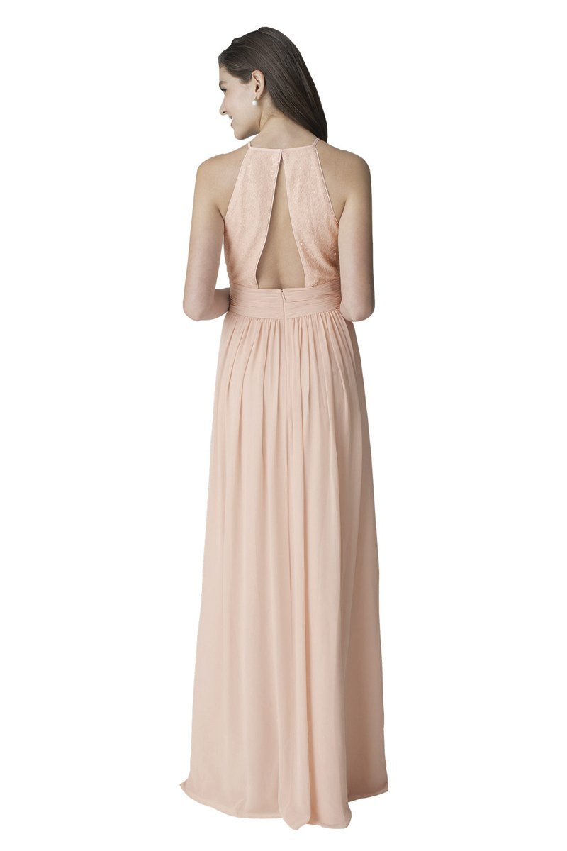 |Bill Levkoff Bridesmaid Dress 1260 Back