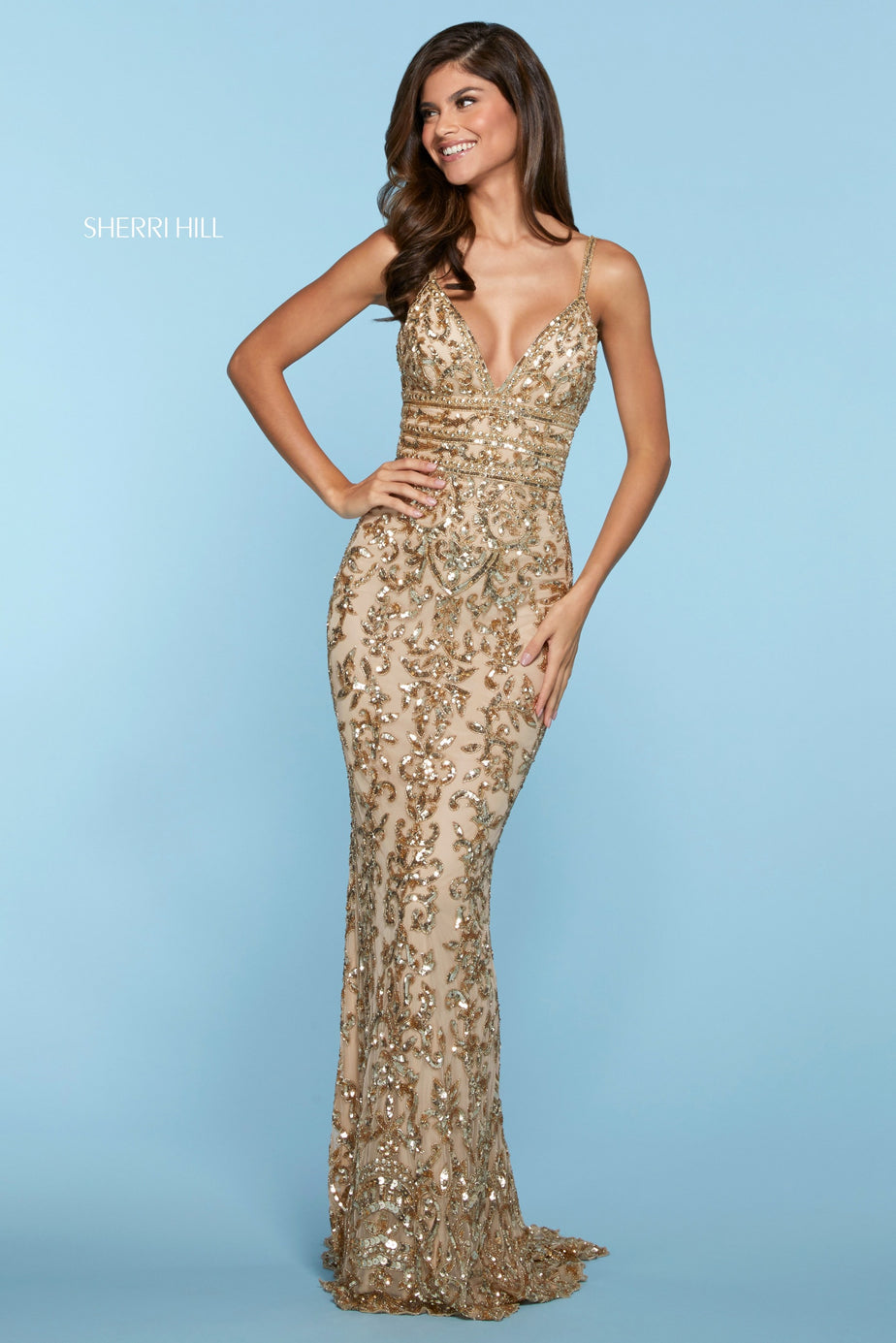 |Sherri Hill 53136 Prom Dress