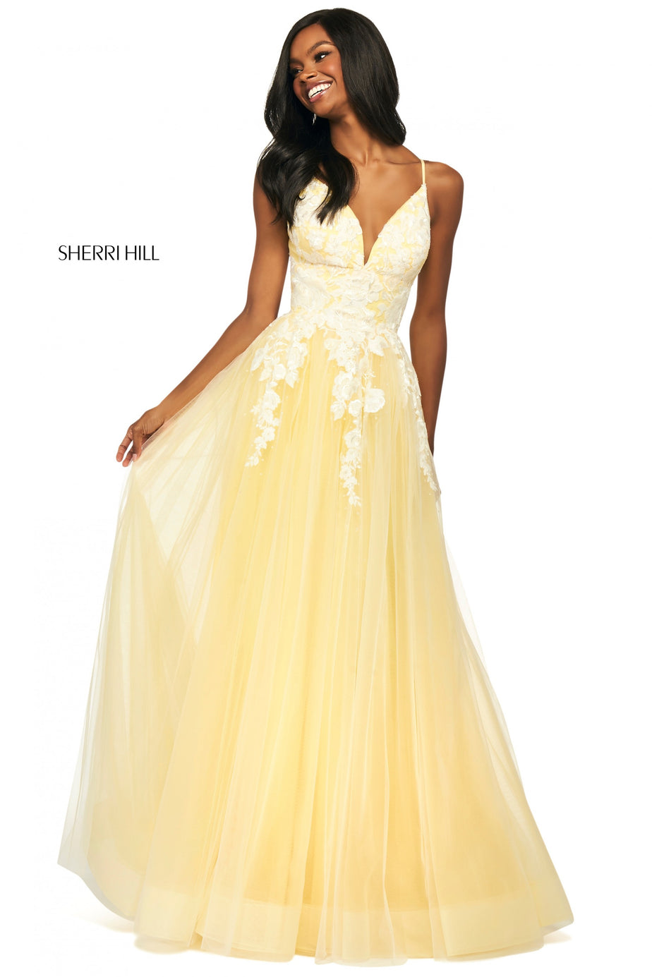 |Sherri Hill 53730 Prom Dress