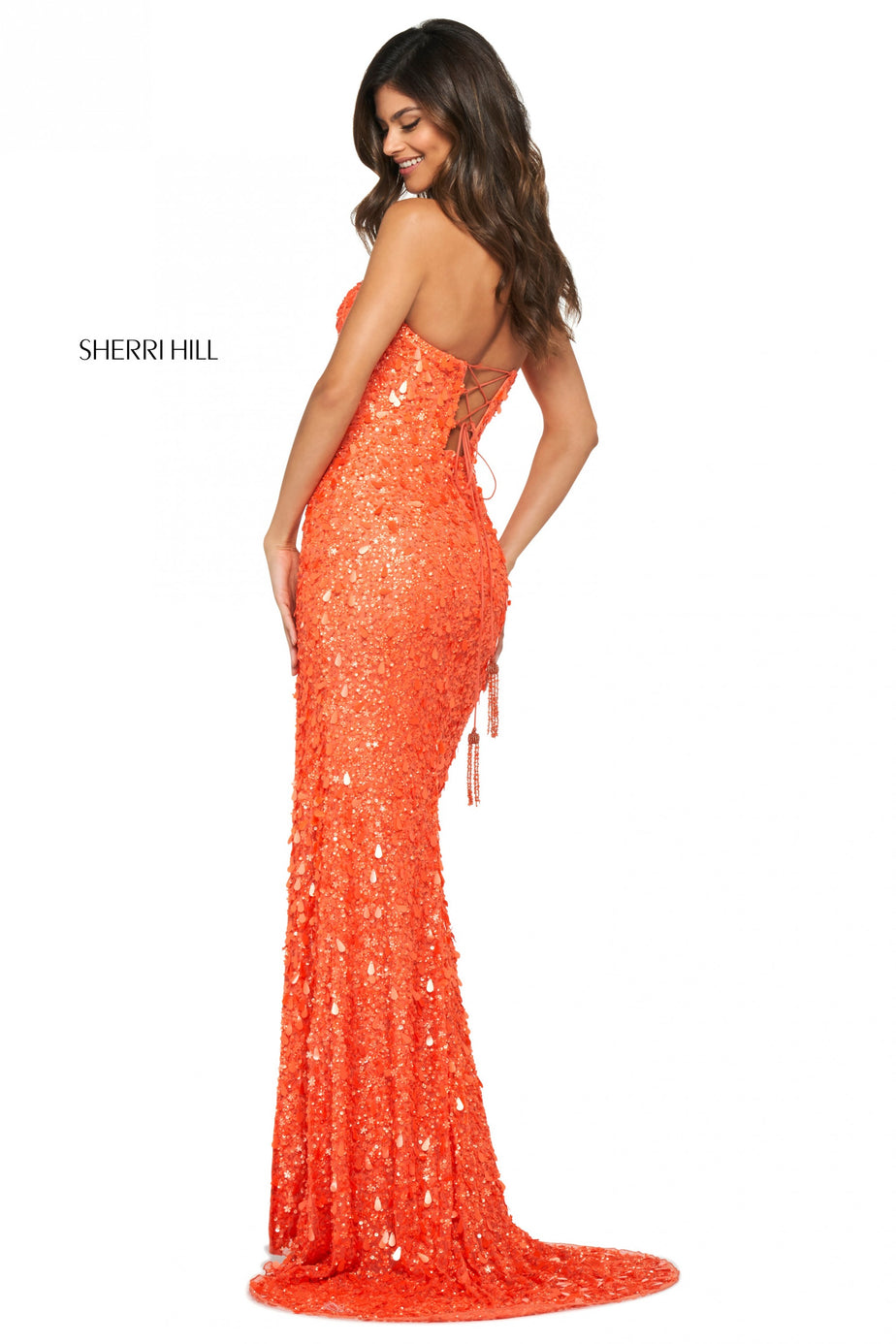 |Sherri Hill 53891 Prom Dress