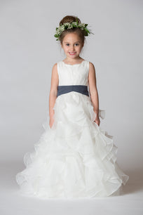 |Bari Jay F7117 Flower Girl Dress