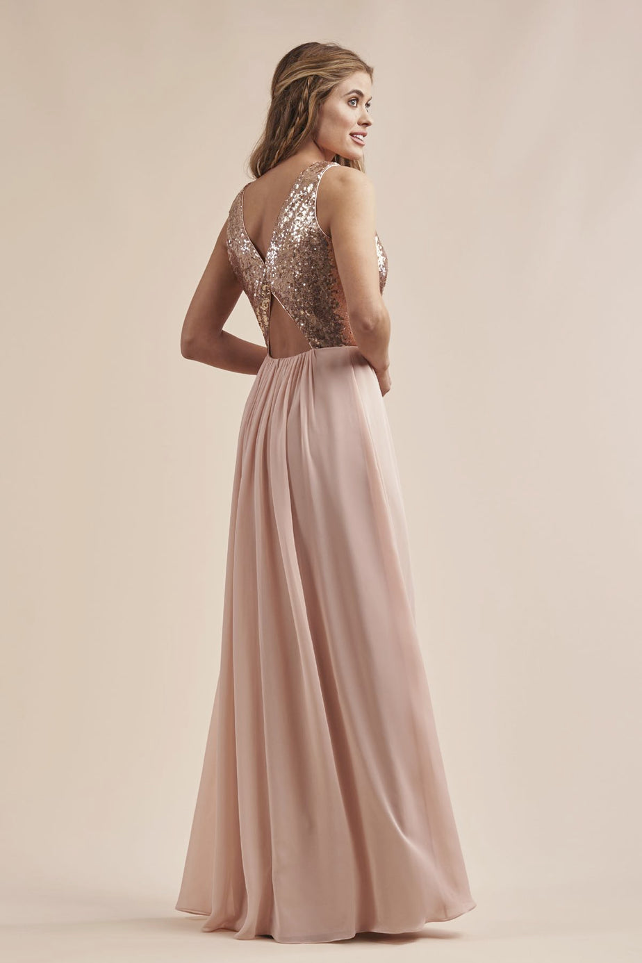 |B2 B213065 Bridesmaid Dress