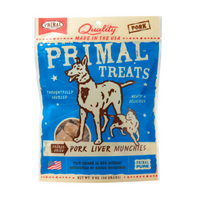 Freeze Dried - Pork Liver Treats