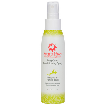 Lemongrass & Vanilla Bean Coat Spray