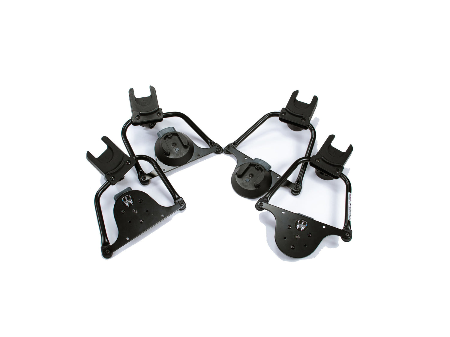 Bumbleride Indie Twin Maxi Cosi Cybex Nuna Car Seat Adapter - Set