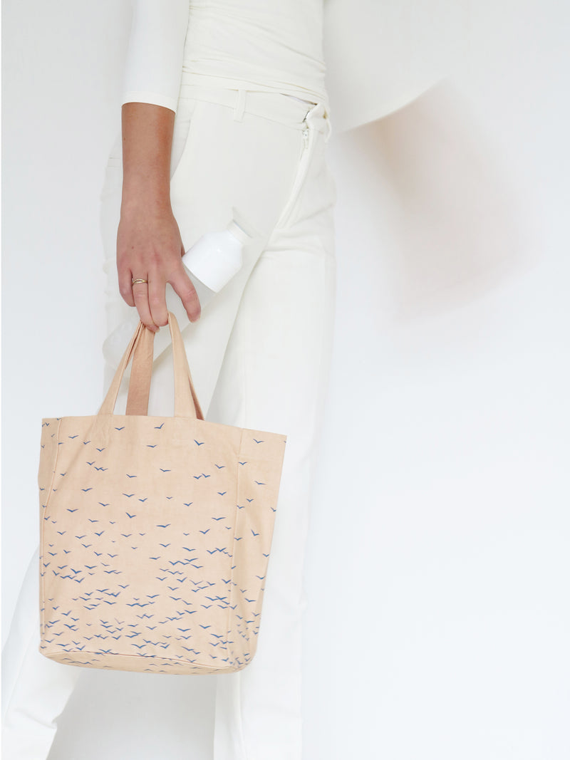 sky bag - small shopper