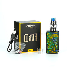 Load image into Gallery viewer, VOOPOO DRAG 2 177W WITH UFORCE T2