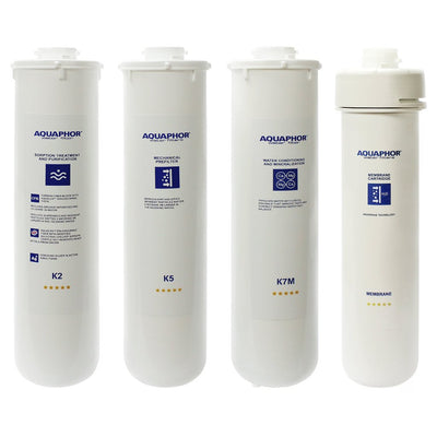 Aquaphor RO-101 Reverse Osmosis Replacement Filters Replacement FiltersAquaphor Water Filters - waterlux