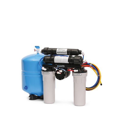 H6500 Reverse Osmosis System 25 Year Limited Warranty