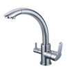 Dual Function Three Way Flow Faucet WL-304 Dual Function Three Way Flow FaucetWaterLux - waterlux