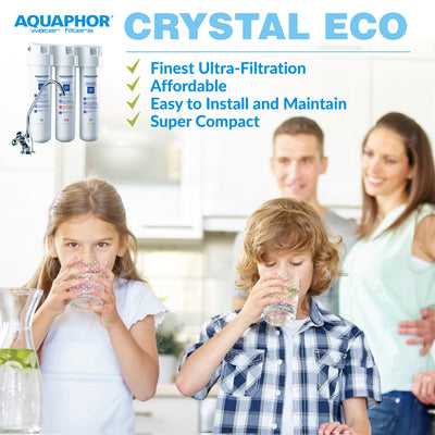 Crystal Eco Drinking Water FiltersAquaphor Water Filters - waterlux