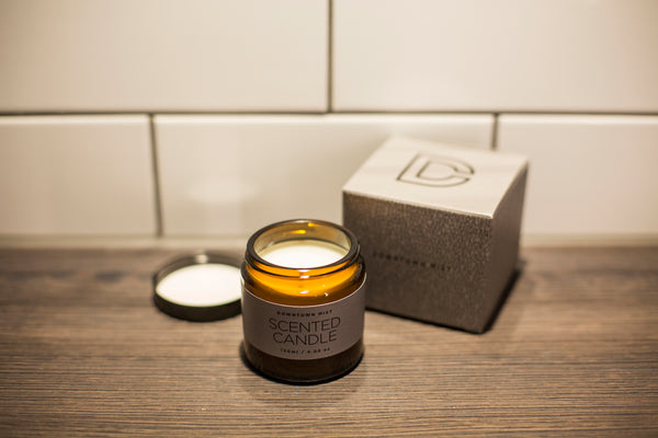 Downtown Mist Scented Candle | 120ml