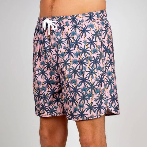 Beach Palms Swim Shorts