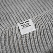 Lofoten Beanie Grey | Made from Recycled Plastic Bottles