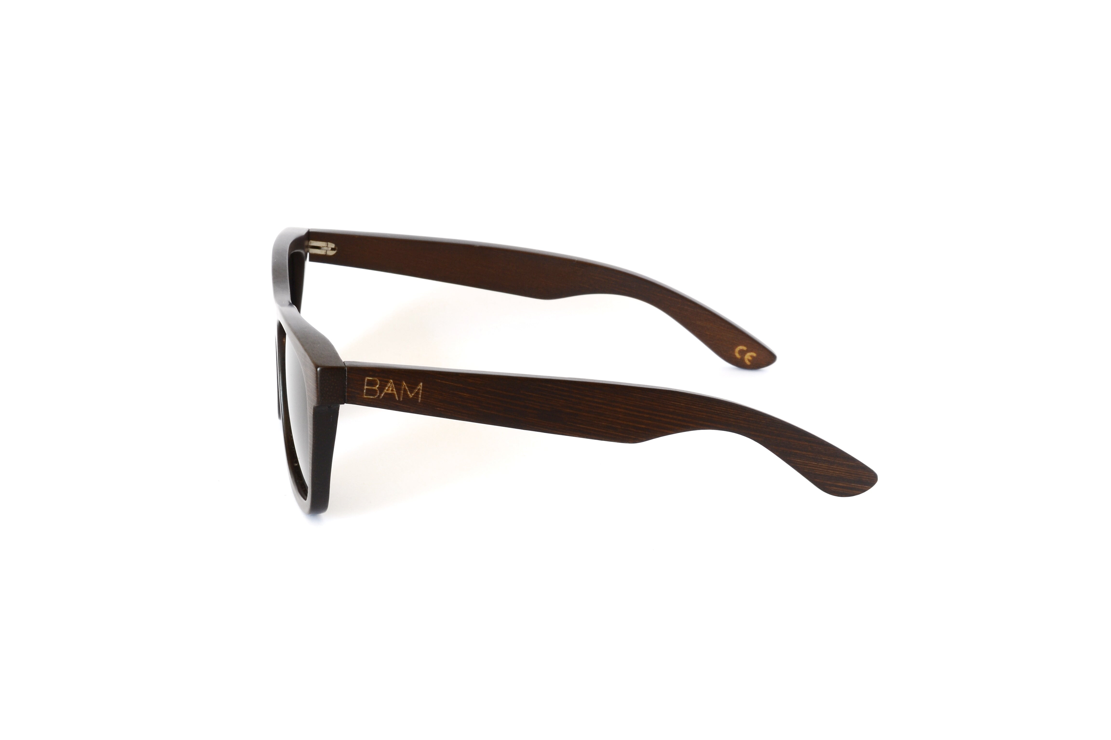 BAM | Dark Friday | Wooden Sunglasses