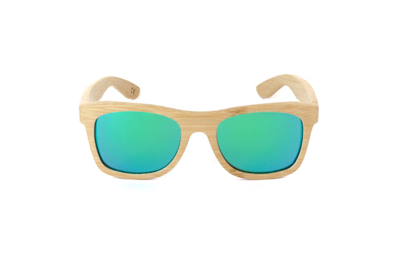BAM | Friday | Wooden Sunglasses