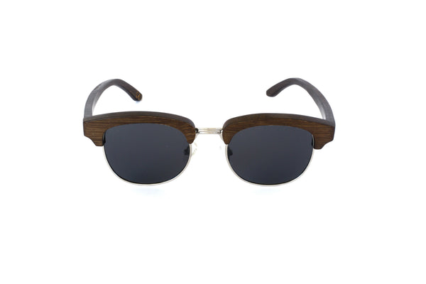 BAM | Monday | Wooden Sunglasses