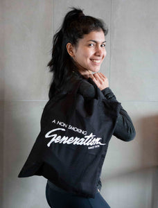 A Non Smoking Generation ECO Tote Bag
