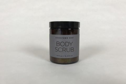 Downtown Mist Body Scrub