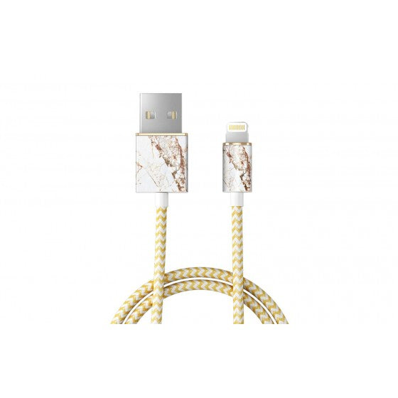 Carrara Gold Charging Cable