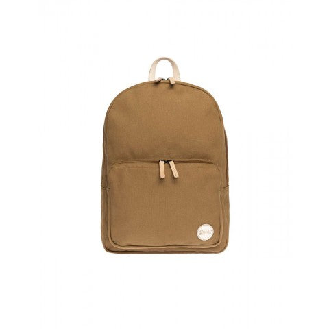 Gym Backpack (Caramel Brown/ Natural Leather)