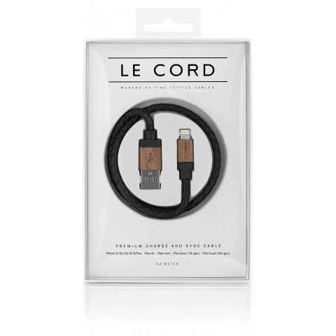 Le Cord Wooden Cable