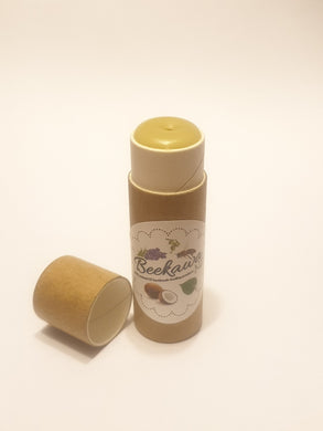 BEEKAWA LIP BALM RECYCLABLE TUBES