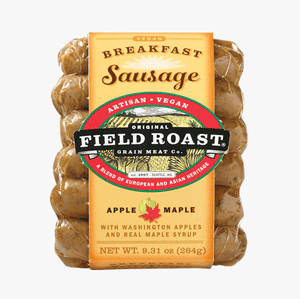 Field Roast Apple Maple Breakfast Sausage