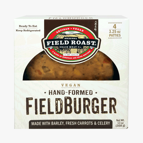 Field Roast Field Burger