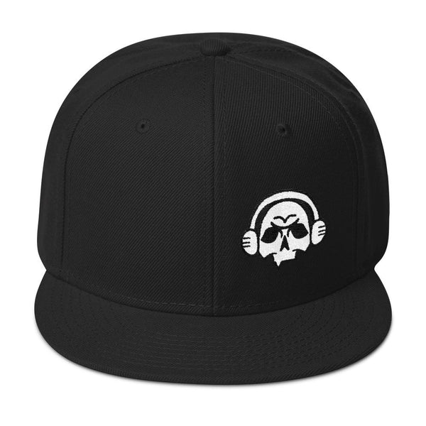 Jolly Roger Snap-Back - DJ Skate