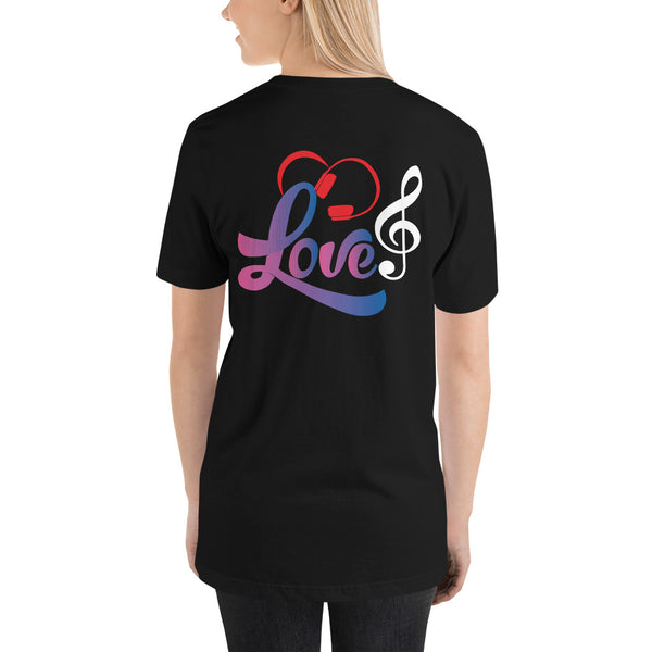 Love Music Shirt - DJ Skate