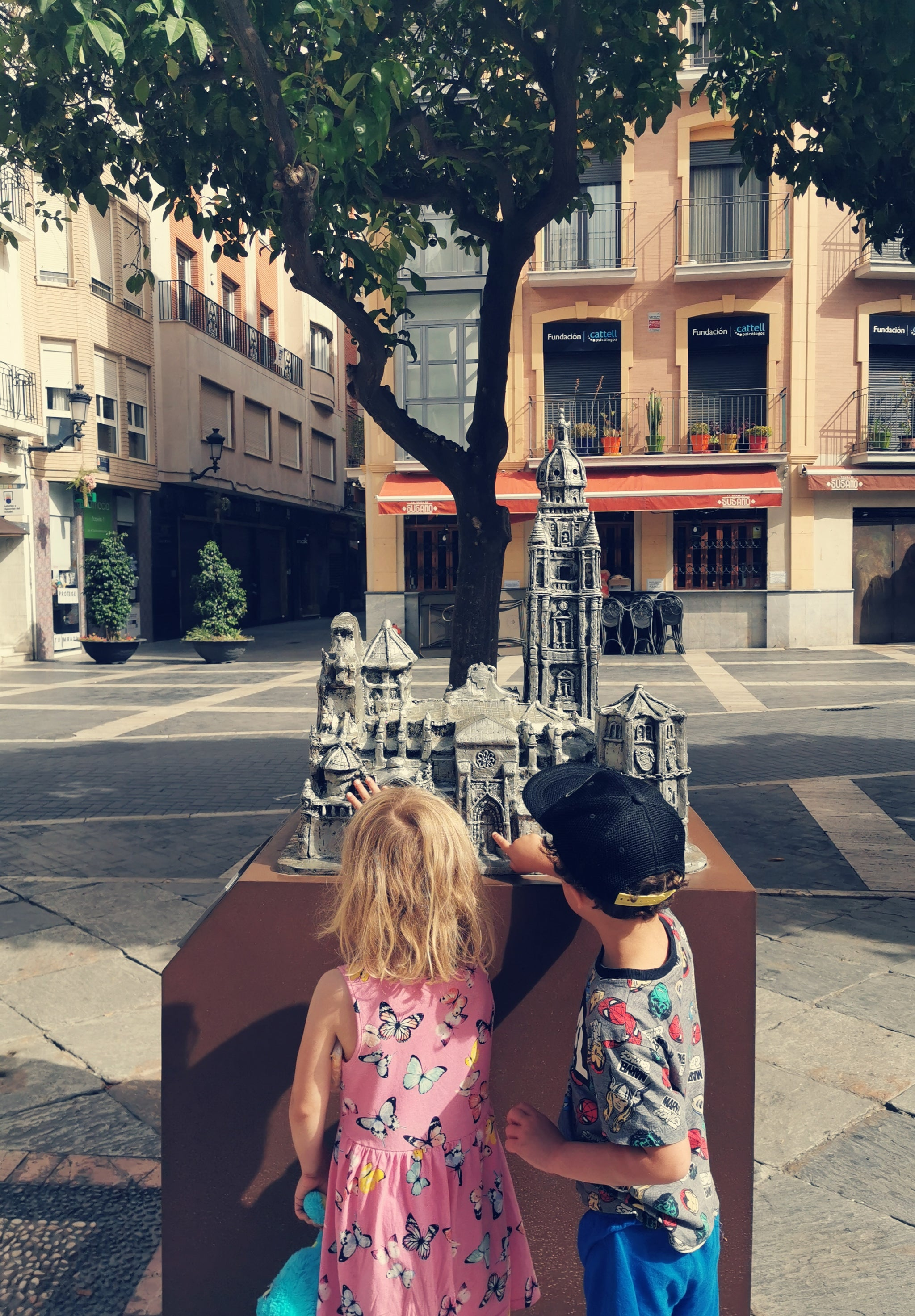 5 things about travelling with small children