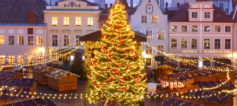 Best places to travel in Europe for Christmas