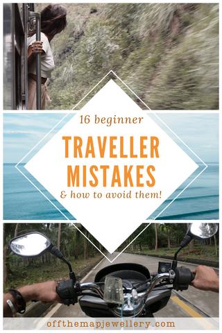 traveller mistakes