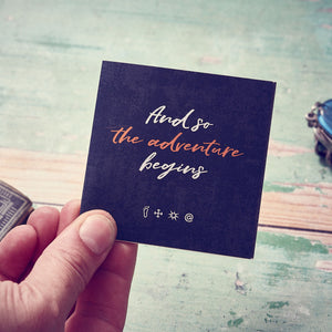 Unique travel gifts handmade in Brighton UK