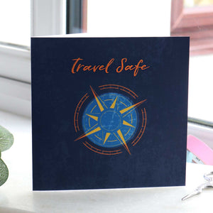 Travel safe gift card for someone going travelling