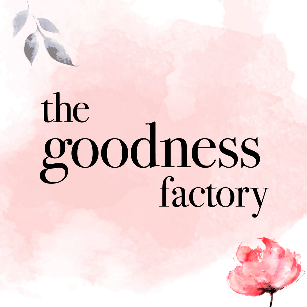 We are now The Goodness Factory!